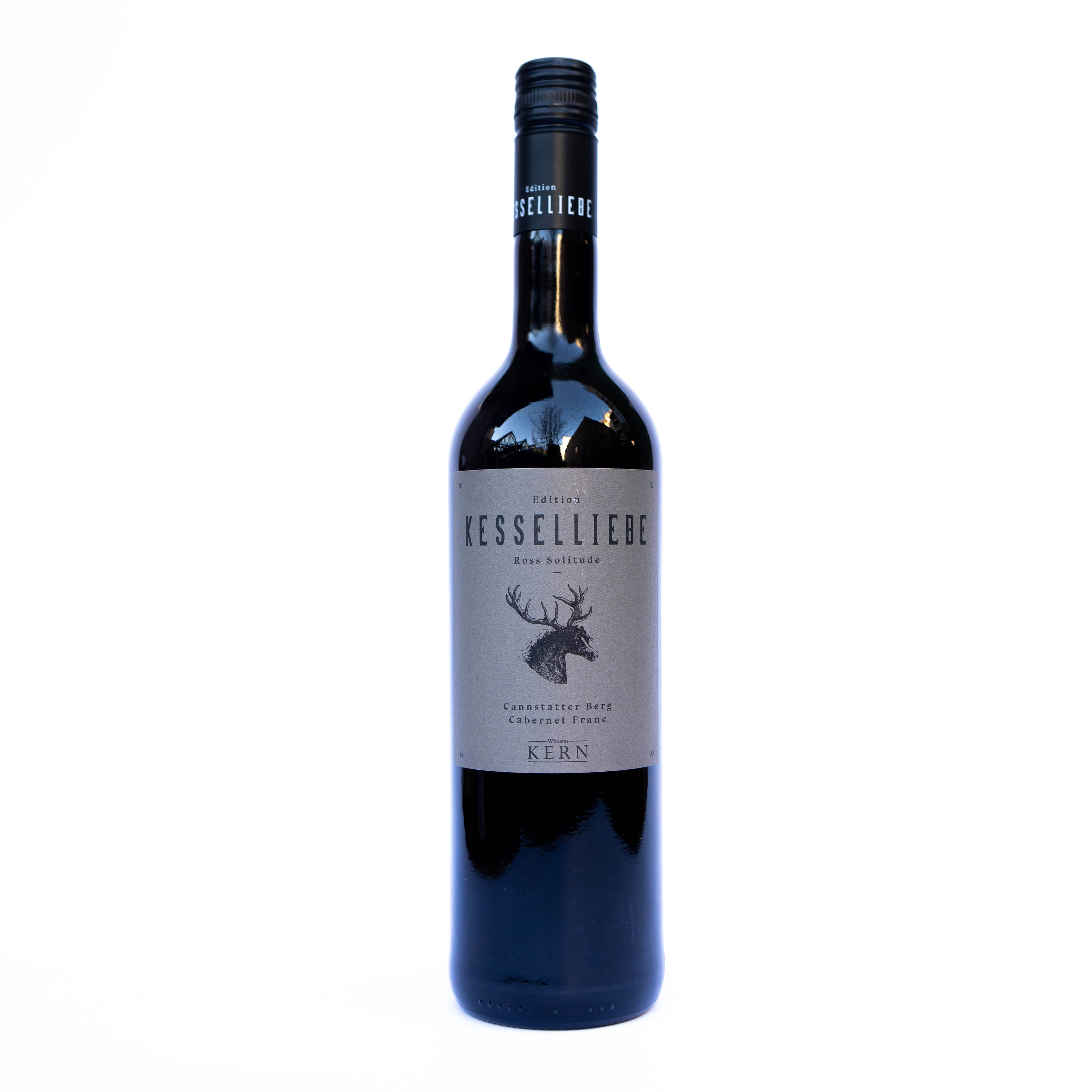 Ross Solitude Cabernet Franc  Edition Kesselliebe